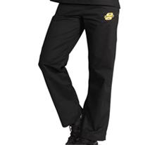 Oklahoma State University Unisex College Scrub Pants 5310